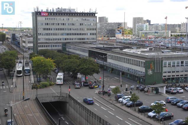 2 – Modification gare SNCF de Nantes-Orléans